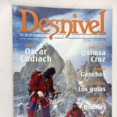 Coleccionismo deportivo: REVISTA DESNIVEL Nº 151 MAYO 1999. Lote 54511493