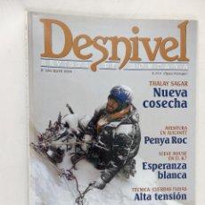 Coleccionismo deportivo: REVISTA DESNIVEL Nº 224 MAYO 2005. Lote 54511549