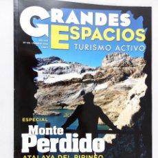 Coleccionismo deportivo: REVISTA GRANDES ESPACIOS. Lote 54511600