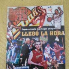 Coleccionismo deportivo: BASKET FEB 19 - SEPTIEMBRE 2000. Lote 54701786