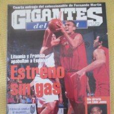 Coleccionismo deportivo: GIGANTES DEL BASKET. NO.773 - AGOSTO - 2000. Lote 54702735