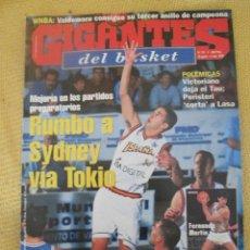 Coleccionismo deportivo: GIGANTES DEL BASKET. NO.774 - AGOSTO - 2000. Lote 54702765