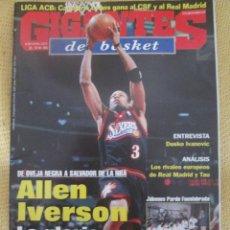 Coleccionismo deportivo: GIGANTES DEL BASKET. NO 799 - FEBRERO - 2001. Lote 54725541