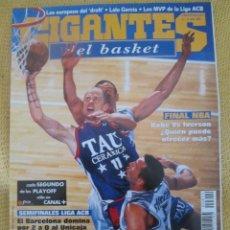 Coleccionismo deportivo: GIGANTES DEL BASKET. NO.814 - JUNIO - 2001. Lote 54728927