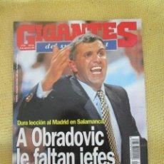 Coleccionismo deportivo: GIGANTES DEL BASKET. NO.464 - SEPTIEMBRE - 1994. Lote 54832049