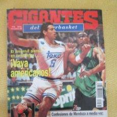 Coleccionismo deportivo: GIGANTES DEL BASKET. NO.463 - SEPTIEMBRE - 1994. Lote 54832100