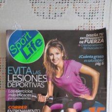 Coleccionismo deportivo: REVISTA SPORT LIFE, DICIEMBRE 2013. Lote 54973907