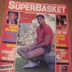 Coleccionismo deportivo: REVISTA SUPERBASKET Nº8.. Lote 54997389