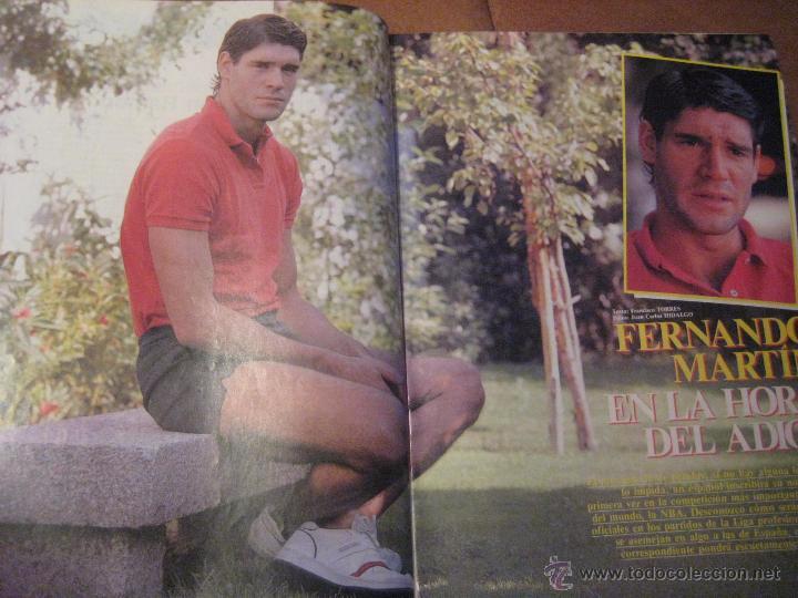 Coleccionismo deportivo: REVISTA SUPERBASKET Nº8. - Foto 2 - 54997389