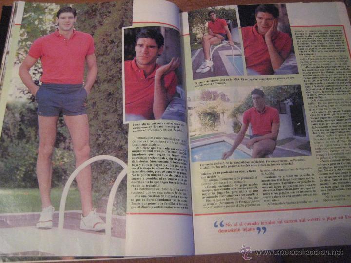 Coleccionismo deportivo: REVISTA SUPERBASKET Nº8. - Foto 3 - 54997389
