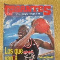 Coleccionismo deportivo: GIGANTES DEL BASKET. NO.456 - AGOSTO - 1994. Lote 54997406