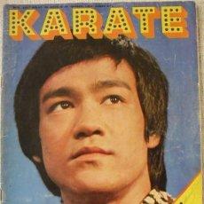 Coleccionismo deportivo: REVISTA FRANCESA ''KARATE'' (AGOSTO 1975) - ESPECIAL BRUCE LEE. Lote 55042564