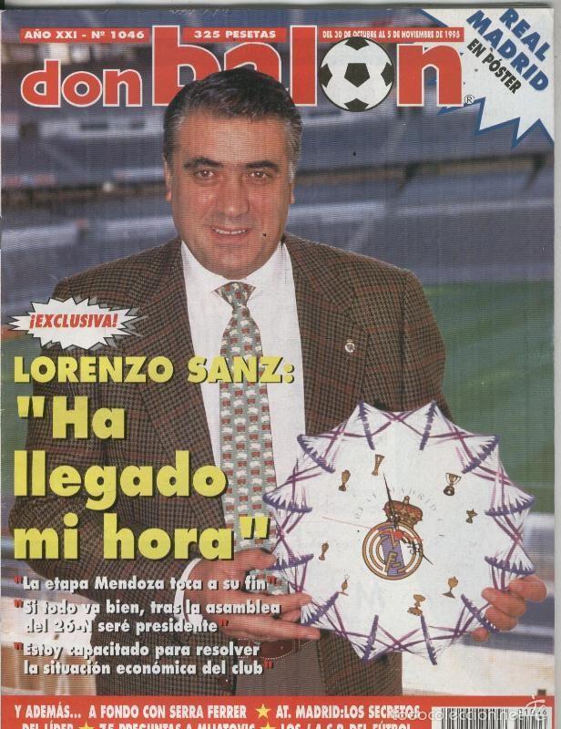 DON BALON NUMERO 1046 (Coleccionismo Deportivo - Revistas y Periódicos - otros Deportes)