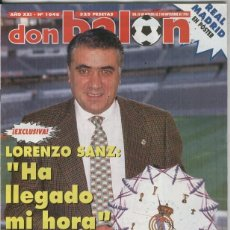 Coleccionismo deportivo: DON BALON NUMERO 1046. Lote 55440884