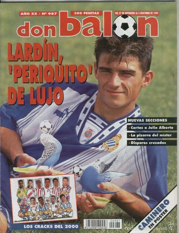 DON BALON NUMERO 0987 (Coleccionismo Deportivo - Revistas y Periódicos - otros Deportes)