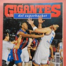 Coleccionismo deportivo: REVISTA GIGANTES DEL BASKET Nº 436 BARCELONA CAMPEON COPA REY 1994 TAUGRES-CLEVELAND NBA SUPERBASKET. Lote 64438391