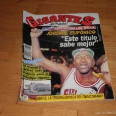 Coleccionismo deportivo: BALONCESTO. GIGANTES DEL BASKET . Nº347. JUNIO 1992.. Lote 56482549