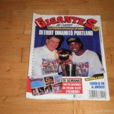 Coleccionismo deportivo: BALONCESTO. GIGANTES DEL BASKET . Nº242. JUNIO 1990.. Lote 56532031