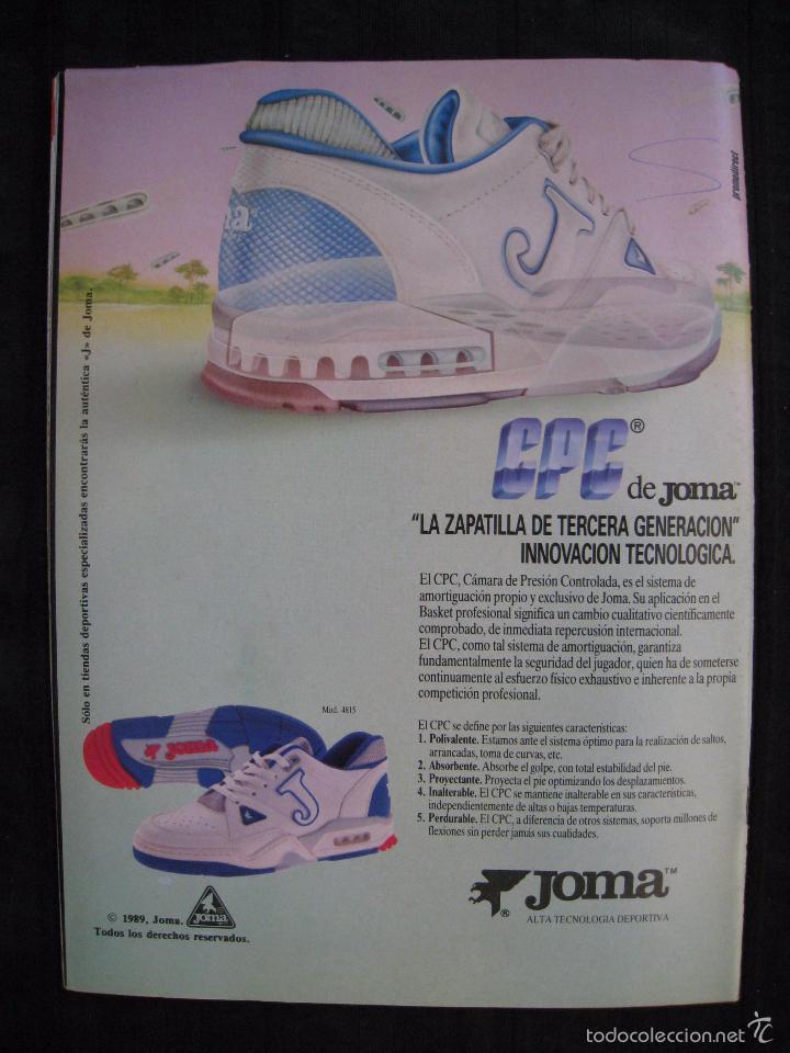 Coleccionismo deportivo: GIGANTES DEL BASKET - Nº 176 - MONTERO A CORAZON ABIERTO. - Foto 10 - 57312501