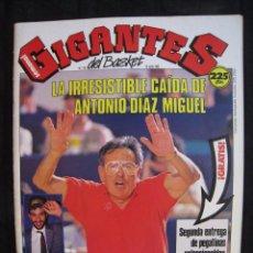 Coleccionismo deportivo: GIGANTES DEL BASKET - Nº 192 - CON POSTER DE VLADO DIVAC ( YUGOSLAVIA ).. Lote 57328961
