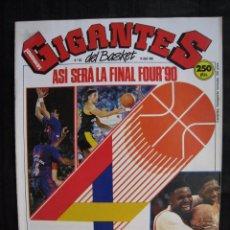 Coleccionismo deportivo: GIGANTES DEL BASKET - Nº 232 - POSTER DE RAM JOVENTUT ( CAMPEON DE LA COPA KORAC ).. Lote 57352963
