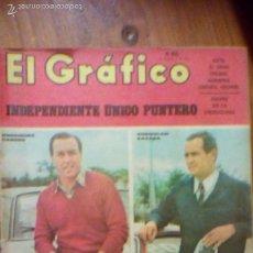 Coleccionismo deportivo: REVISTA EL GRAFICO (DEPORTIVA) ARGENINA - 1967 - Nº 2508. Lote 57666793