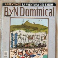 Coleccionismo deportivo: B Y N DOMINICAL JULIO 2002 - 10 AÑOS DE BARCELONA 92 - . Lote 57768255