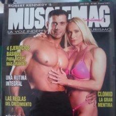 456f1c49bdf REVISTA CULTURISMO MUSCLEMAG N 185 --REFM1E2 · Coleccionismo Deportivo ...