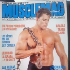 Coleccionismo deportivo: MUSCLEMAG - N 207 -REFM1E3. Lote 58065821