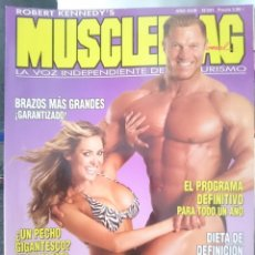 Coleccionismo deportivo: MUSCLEMAG - N 201 -REFM1E3. Lote 58065845