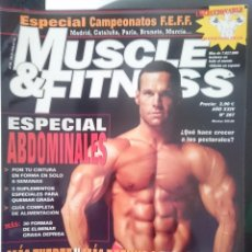 Coleccionismo deportivo: MUSCLE AND FITNESS - N 287 -REFM1E3. Lote 58065853