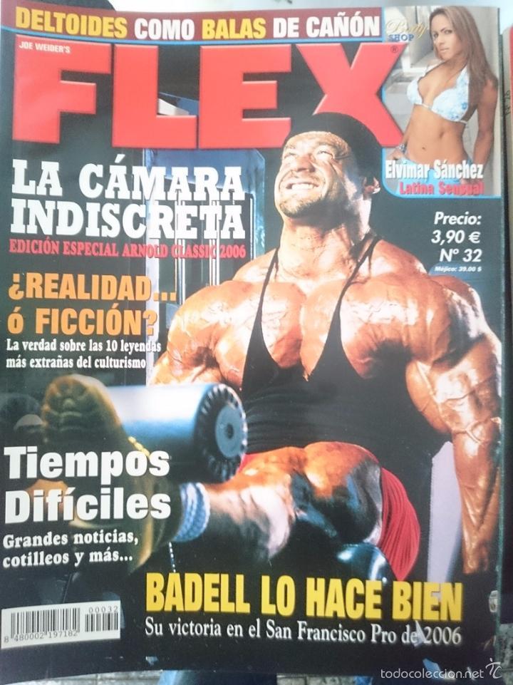 FLEX - N 32 -REFM1E3 (Coleccionismo Deportivo - Revistas y Periódicos - otros Deportes)