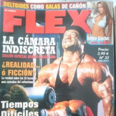 Coleccionismo deportivo: FLEX - N 32 -REFM1E3. Lote 58068501