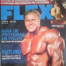 Coleccionismo deportivo: FLEX - N 34 - JAY CUTLER EN PORTADA -REFM1E3. Lote 58068544