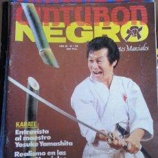 7df2155b00a CINTURÓN NEGRO - AÑO 3 Nº 25 - YAMASHITA · Coleccionismo Deportivo -  Revistas ...