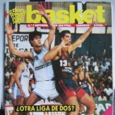 Coleccionismo deportivo: REVISTA Nº7 DON BASKET.. Lote 58374851
