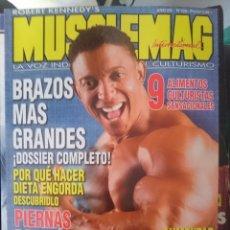 Coleccionismo deportivo: REVISTA DE CULTURISMO - MUSCLEMAG N 226 -VER FOTOS --REFM1E5. Lote 58416024