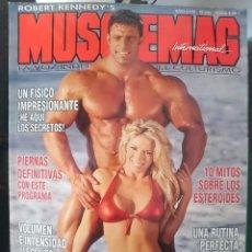 Coleccionismo deportivo: REVISTA DE CULTURISMO - MUSCLEMAG N 202 -VER FOTOS --REFM1E5. Lote 58416027