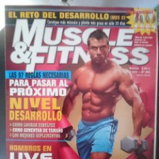 Coleccionismo deportivo: MUSCLE AND FITNESS - JOE WEIDER´S - N 301 -VER FOTOS --REFM1E5. Lote 58416043