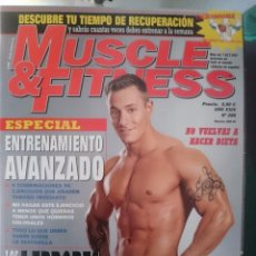 Coleccionismo deportivo: MUSCLE AND FITNESS - JOE WEIDER´S - N 286 -VER FOTOS --REFM1E5. Lote 58416045