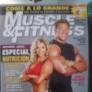 1304eb4aae6 MUSCLE AND FITNESS - JOE WEIDER´S - N 284 -VER FOTOS --REFM1E5 · Coleccionismo  Deportivo - Revistas ...