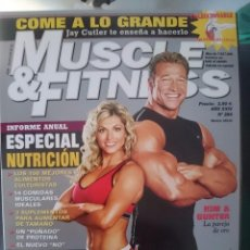 Coleccionismo deportivo: MUSCLE AND FITNESS - JOE WEIDER´S - N 284 -VER FOTOS --REFM1E5. Lote 58416051