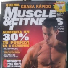 Coleccionismo deportivo: MUSCLE AND FITNESS - JOE WEIDER´S - N 281 -VER FOTOS --REFM1E5. Lote 58416053
