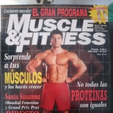 Coleccionismo deportivo: MUSCLE AND FITNESS - JOE WEIDER´S - N 277 -VER FOTOS --REFM1E5. Lote 58416058