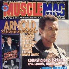 Coleccionismo deportivo: REVISTA ''MUSCLEMAG'' - ESPECIAL ARNOLD SCHWARZENEGGER (1996). Lote 58416398