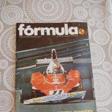 Coleccionismo deportivo: FÓRMULA Nº117 MAYO DE 1975 GP DE ESPAÑA. Lote 58842681
