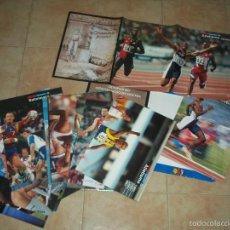 Coleccionismo deportivo: COLECCION 18 GRANDES LAMINAS O POSTERS JUEGOS OLIMPICOS SIDNEY 2000 EL PAIS. Lote 59885455