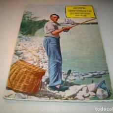 Coleccionismo deportivo: ANUARIO FEDERACIÓN ESPAÑOLA DE PESCA Y ACTIVIDADES SUBACUATICAS 1965. Lote 61466783