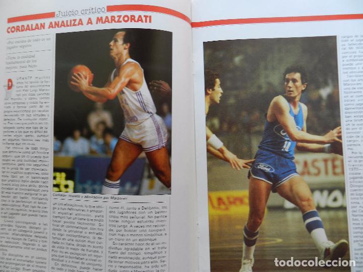Coleccionismo deportivo: FASCICULO Nº 2 COLECCION MI BALONCESTO ANTONIO DIAZ MIGUEL-POSTER BLACKMAN DALLAS NBA-CORBALAN - Foto 3 - 61600668