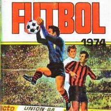 Coleccionismo deportivo: ALBUM FUTBOL FASCIMIL REVISTA 73/74 RUIZ ROMERO(LEER DESCRIPCION). Lote 140521237